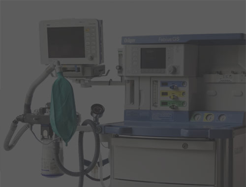 Used Anesthesia Machine